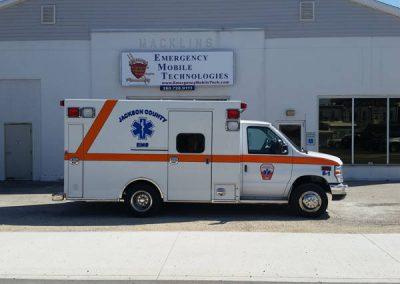 Jackson Ambulance Remount