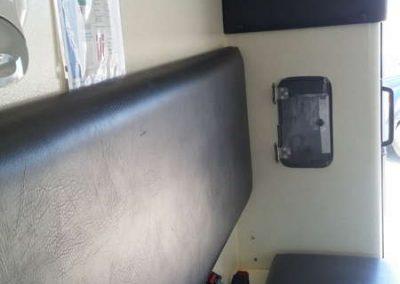Jackson Bench Seats