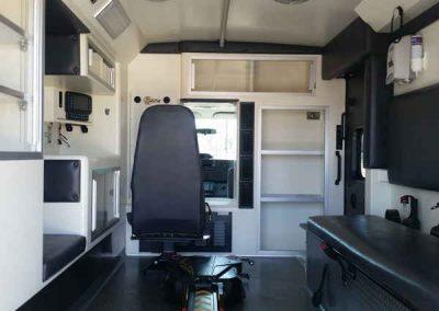 Jackson Inside Ambulance Remount