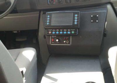 Jackson Weldon V-Mux Controller Cab Map Box